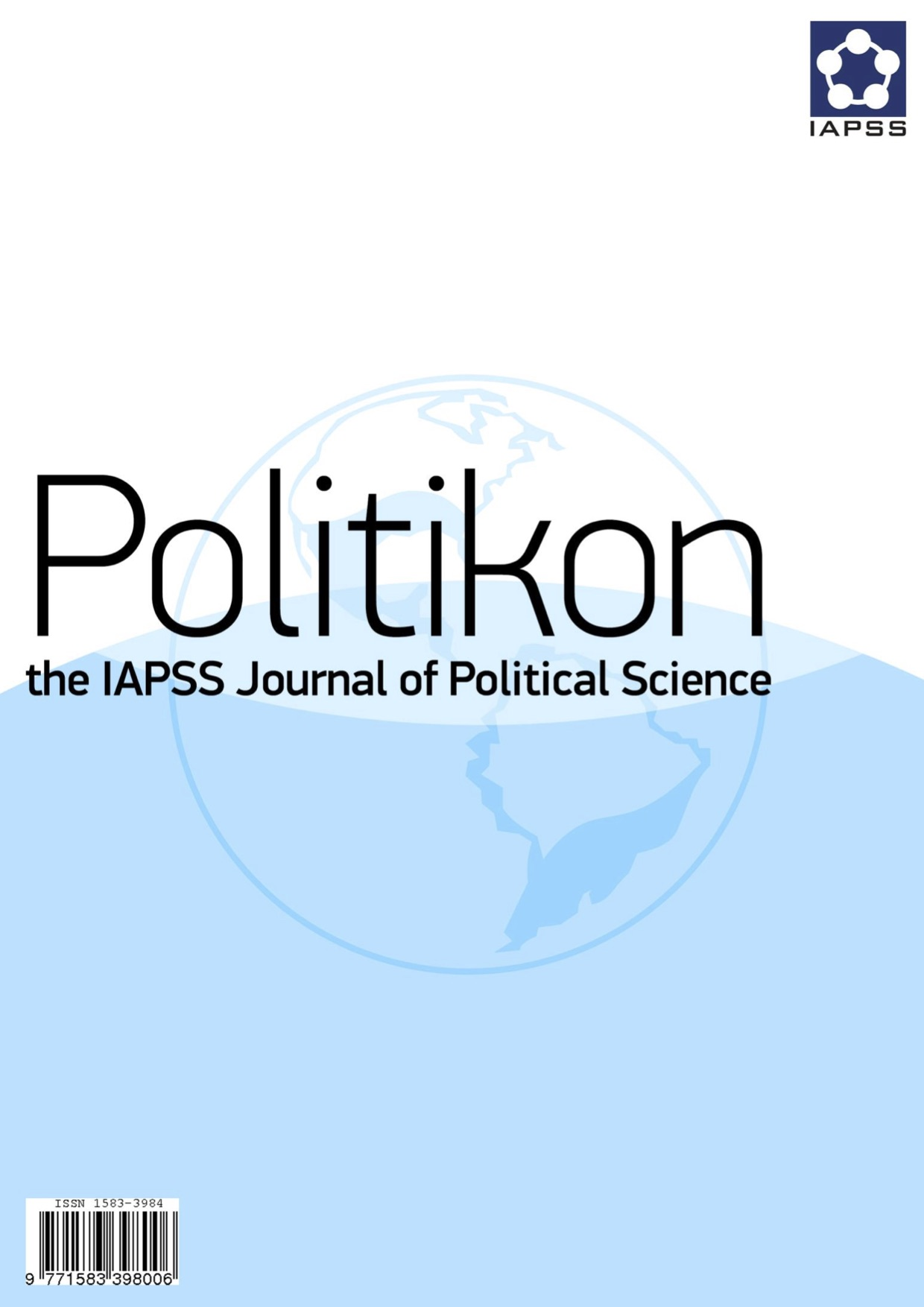 View Vol. 23 (2014): Special Issue: First IAPSS World Congress