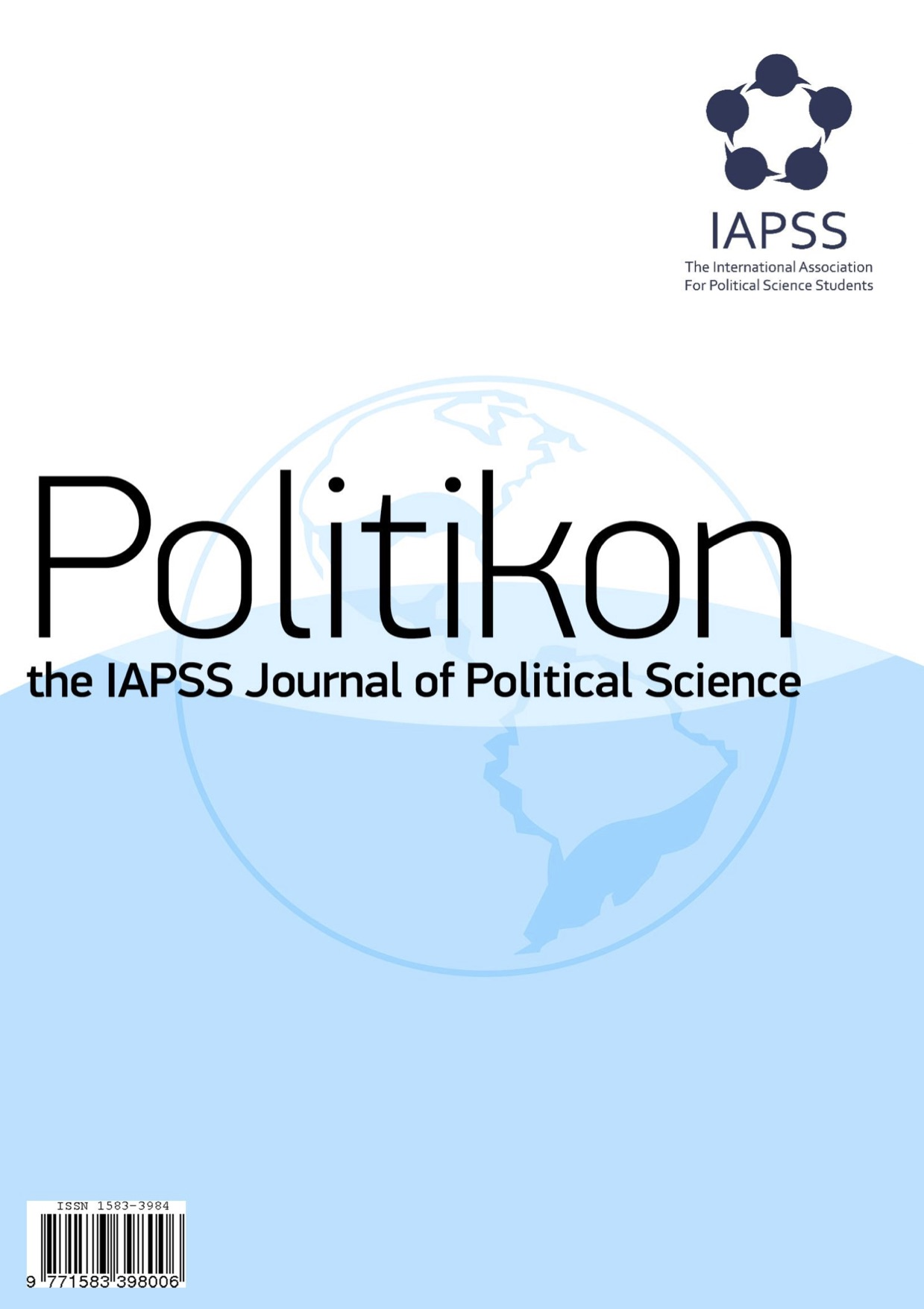 View Vol. 27 (2015): Special Issue: Second IAPSS World Congress